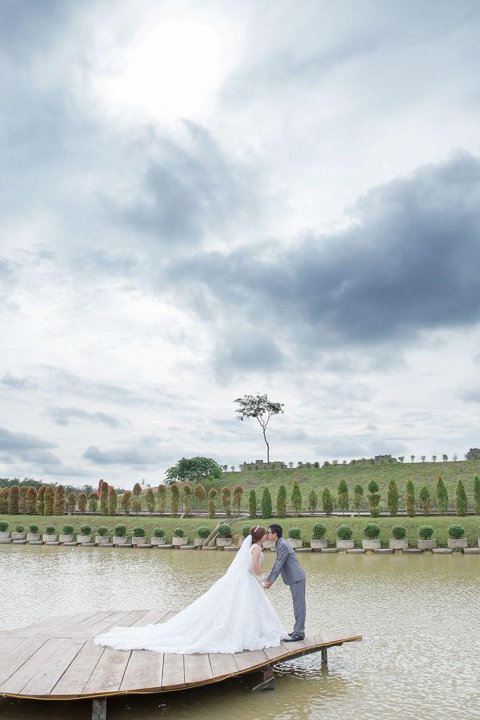 Prewedding Robin & Sriyenni by Aldea Photography - 003