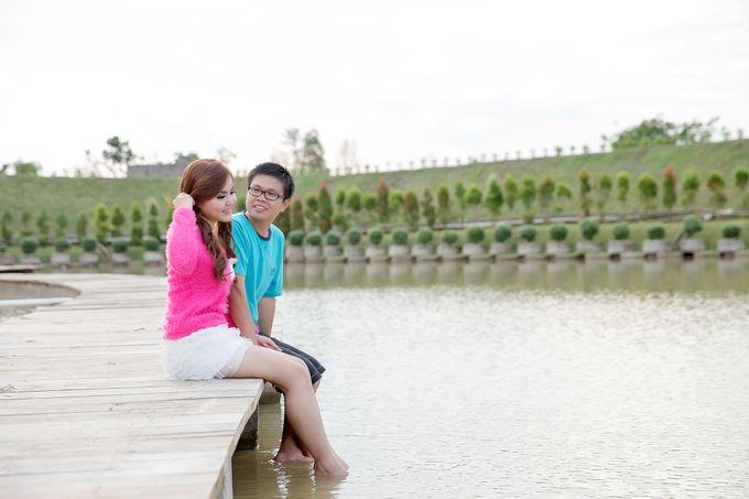 Prewedding Robin & Sriyenni by Aldea Photography - 006