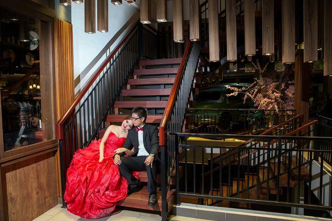 Prewedding Robin & Sriyenni by Aldea Photography - 008