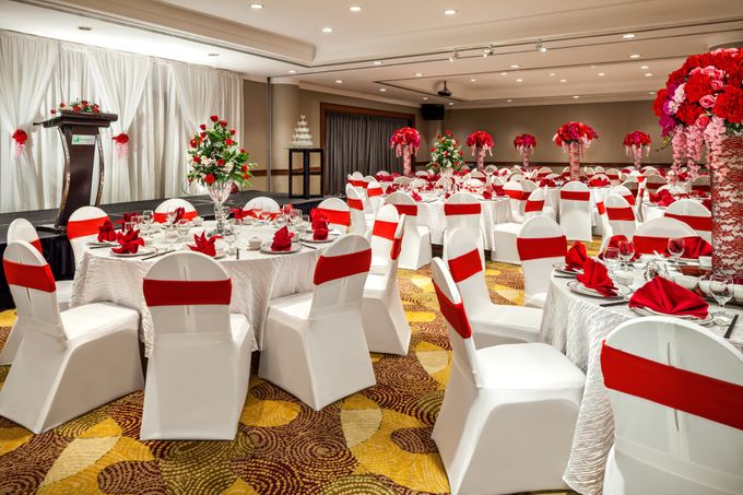 Holiday Inn Singapore Atrium Wedding Themes 2015 & 2016 by Holiday Inn Singapore Atrium - 002