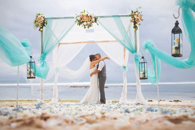 Romantic Wedding and Best Sea View  in South Bali by Oliver Ken Photography - 015