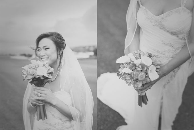 Romantic Wedding and Best Sea View  in South Bali by Oliver Ken Photography - 017