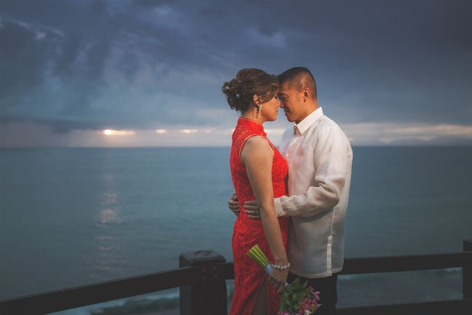 Romantic Wedding and Best Sea View  in South Bali by Oliver Ken Photography - 020