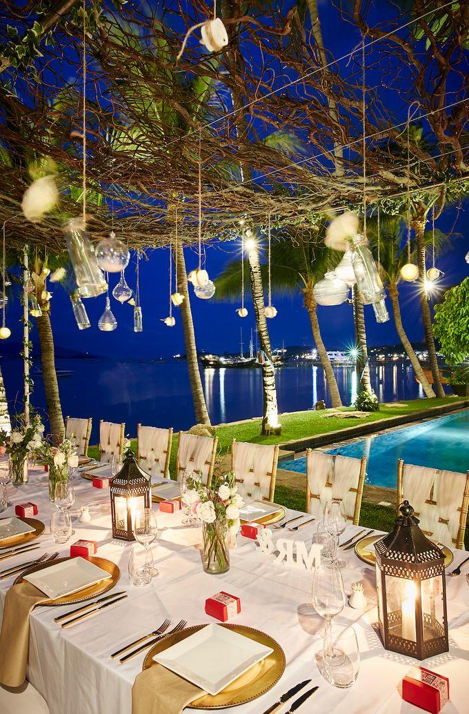 Yola & Sam Wedding by Samui Weddings and Events - 007