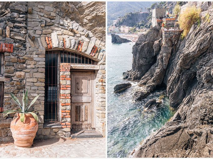 Romantic wedding proposal by the sea in Monterosso in Cinque Terre by PURE wedding photography - 001