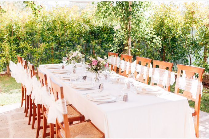 Romantic wedding with a symbolic ceremony in Lucca through the olives of the Tuscan countryside by PURE wedding photography - 013
