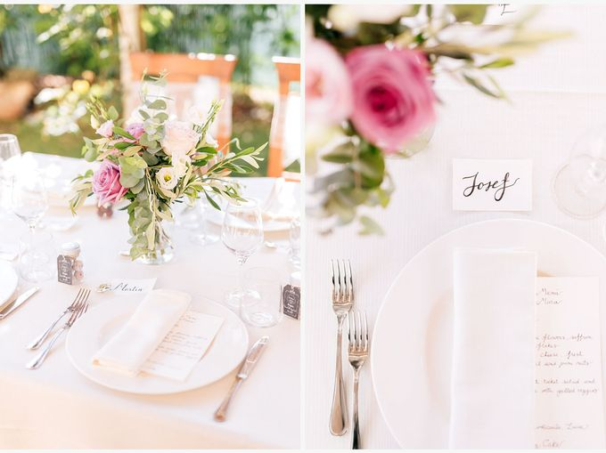 Romantic wedding with a symbolic ceremony in Lucca through the olives of the Tuscan countryside by PURE wedding photography - 014