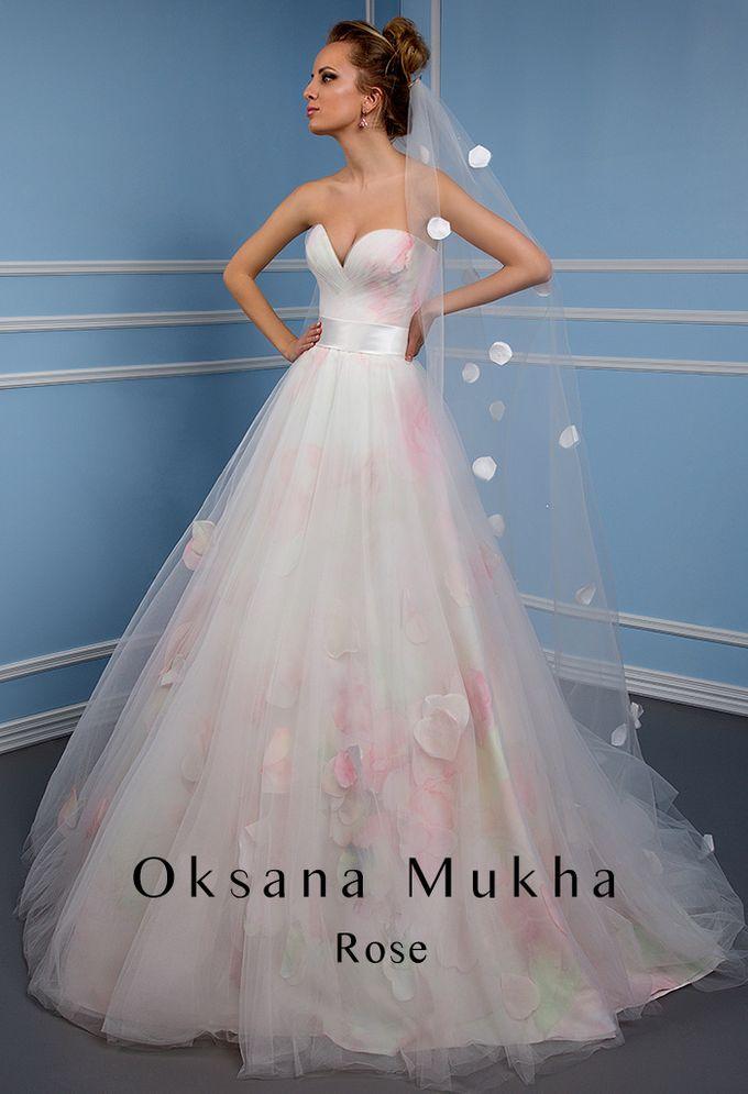 Wedding collection 2016 by OKSANA MUKHA - 028