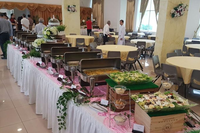 Church Wedding of Donald & Jane by Royal Catering Services Pte Ltd - 001