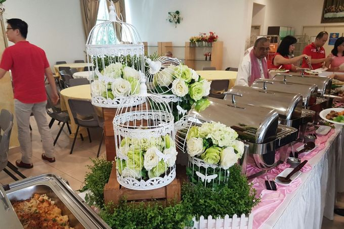 Church Wedding of Donald & Jane by Royal Catering Services Pte Ltd - 002