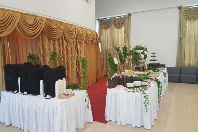 Church Wedding of Donald & Jane by Royal Catering Services Pte Ltd - 004