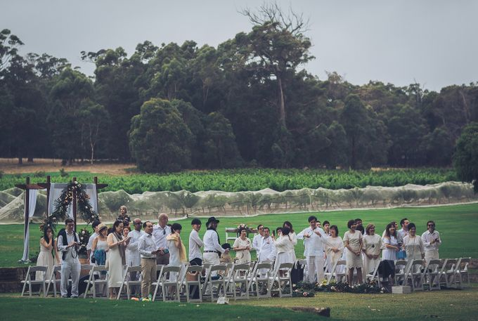 Loke and Steph by Luxury Weddings Australia - 015