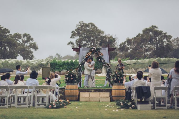 Loke and Steph by Luxury Weddings Australia - 021