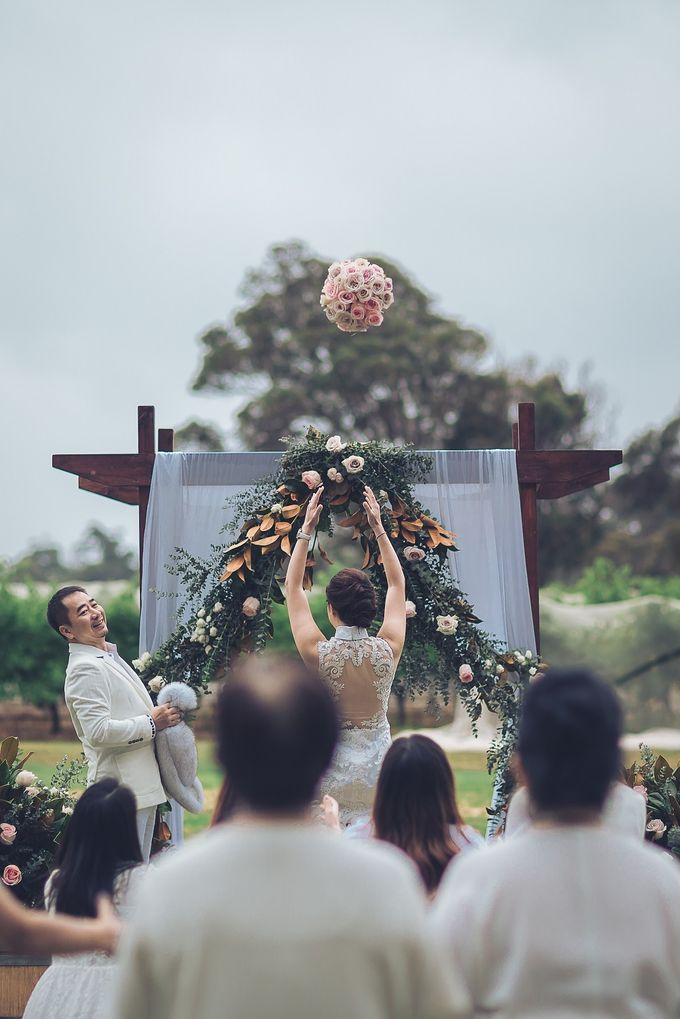 Loke and Steph by Luxury Weddings Australia - 022