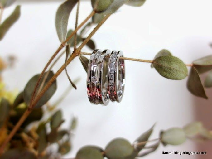 MT Wedding Bands by Michael Trio - 043