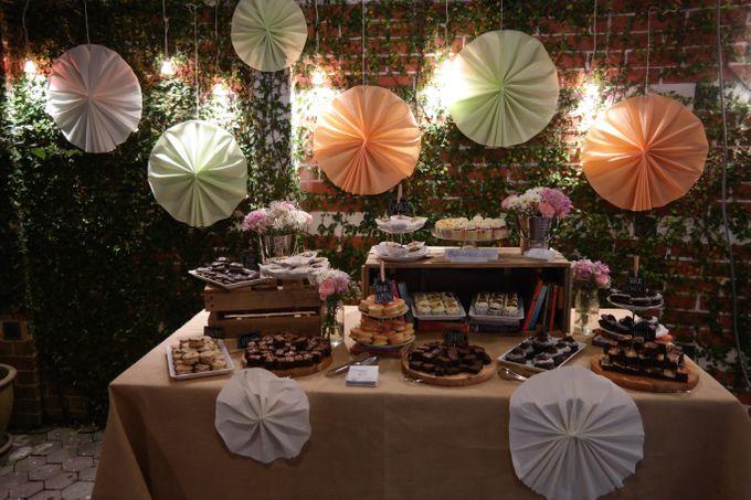 Dessert table by Baked KL - 006