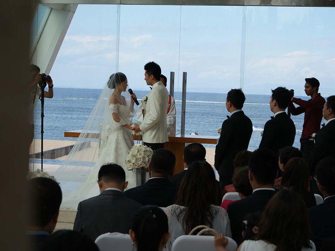 Danny & Yulianna by Love Bali Weddings - 003