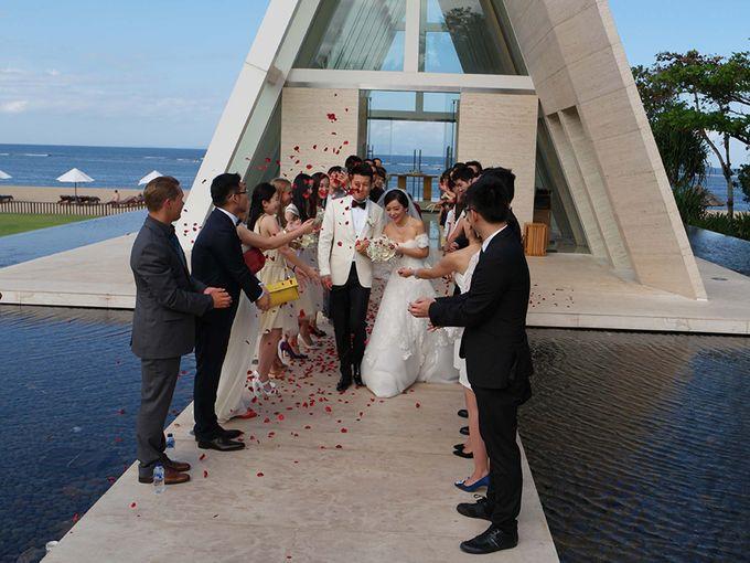Danny & Yulianna by Love Bali Weddings - 004