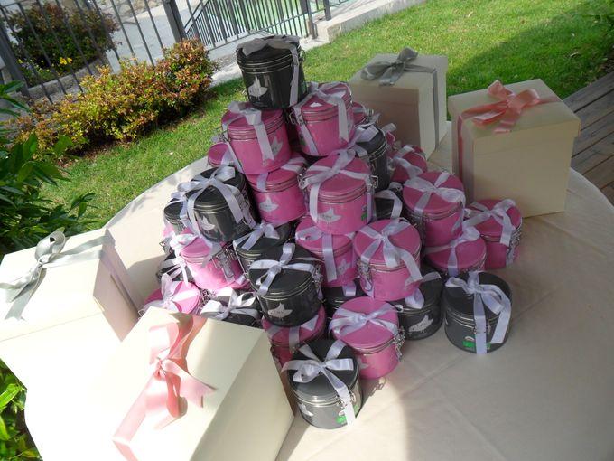 Romantic light pink wedding by Sogni Confettati - 036