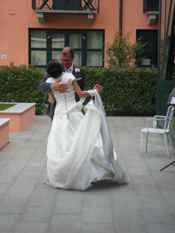 Romantic light pink wedding by Sogni Confettati - 040