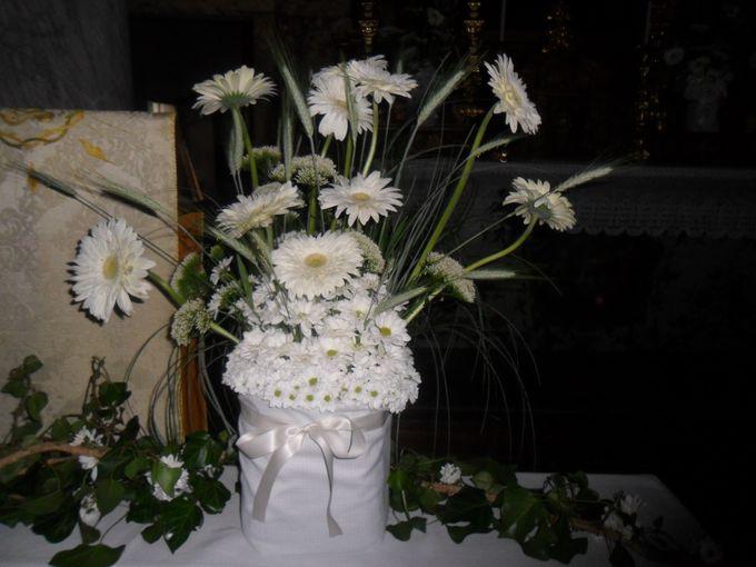 Romantic country chic wedding by Sogni Confettati - 026