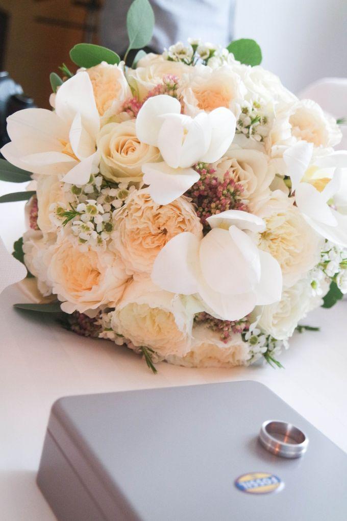 Wedding Of Ivan & Winda by Stephanie Amanda Couture - 008
