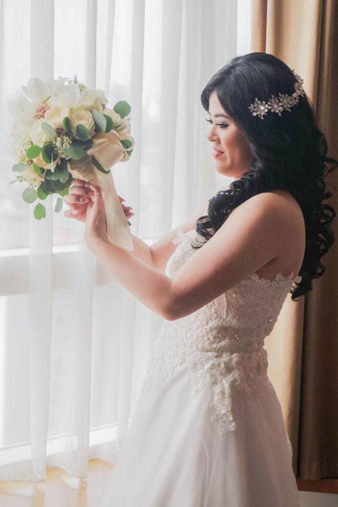 Wedding Of Ivan & Winda by Stephanie Amanda Couture - 009