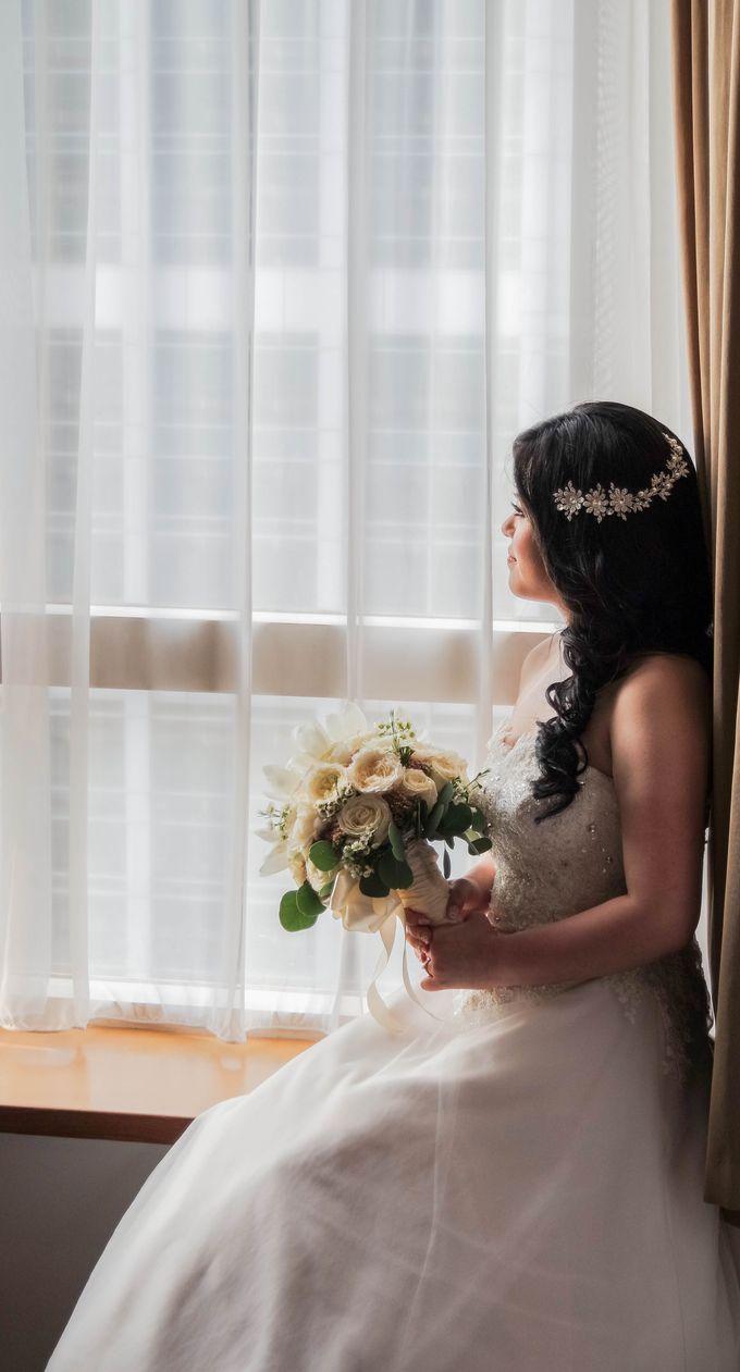 Wedding Of Ivan & Winda by Stephanie Amanda Couture - 012