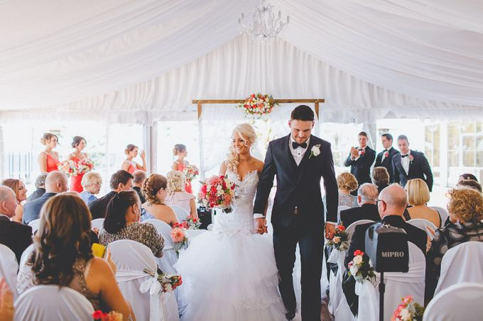 Marquee Wedding by Novotel Wollongong Northbeach - 003