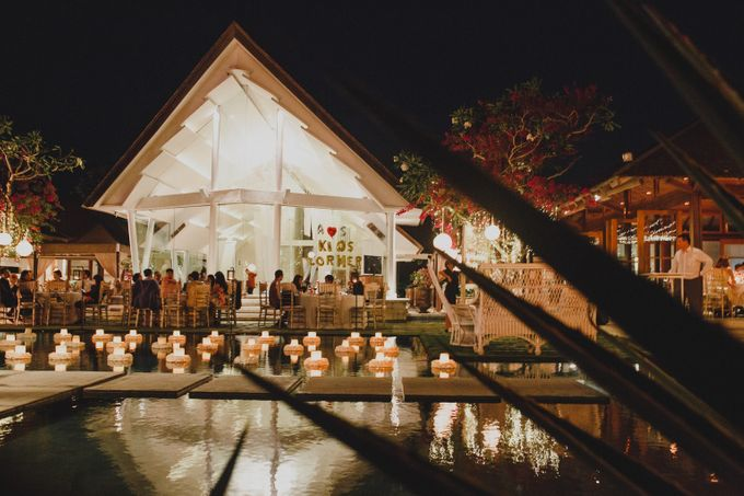 Stella and Andre Real Wedding Story by Tirtha Bali - 037