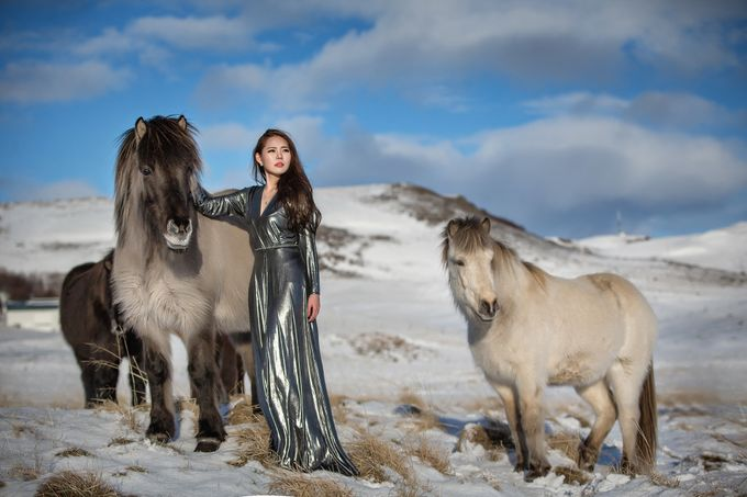 Iceland Winter Prewedding by Acapella Photography - 009