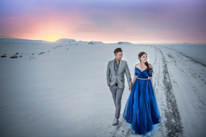Iceland Winter Prewedding by Acapella Photography - 049