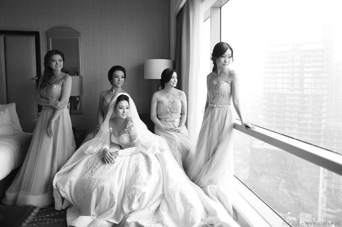 Septian & Ding Ding Wedding by Prestige Wedding Films - 027