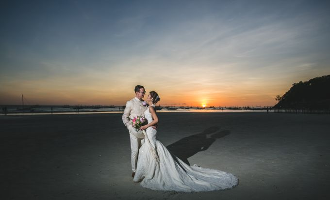 Goetz and Stella's Romantic Wedding at The Lind Boracay by BORDOY WEDDING PHOTOGRAPHY AND FILM - 006