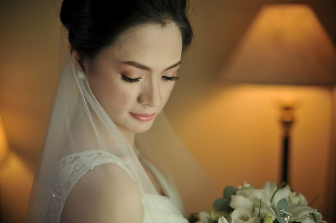 Doi and Mai Wedding by Melody Tinoy Makeup Artist - 003