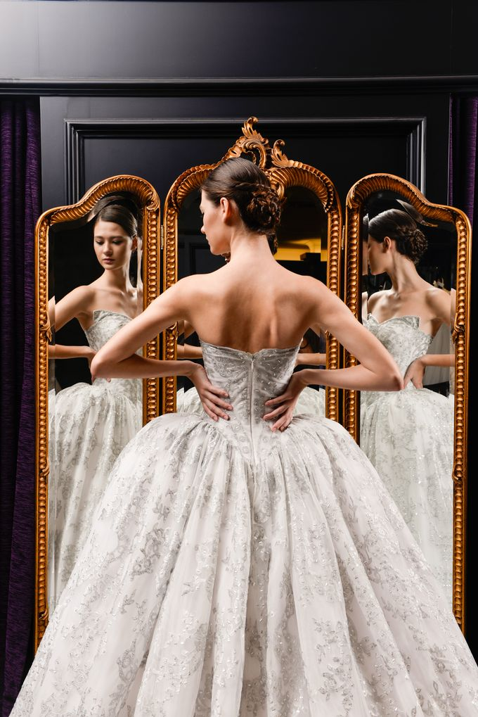 Sebastian Sposa | Wedding Dress by SEBASTIANsposa - 001
