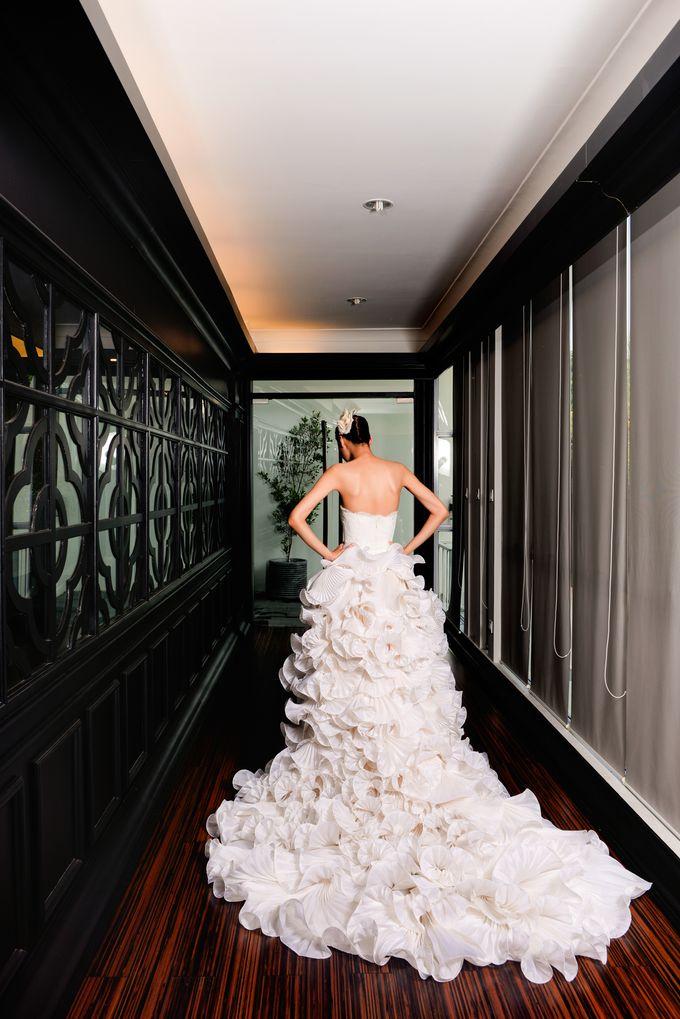 Sebastian Sposa | Wedding Dress by SEBASTIANsposa - 004