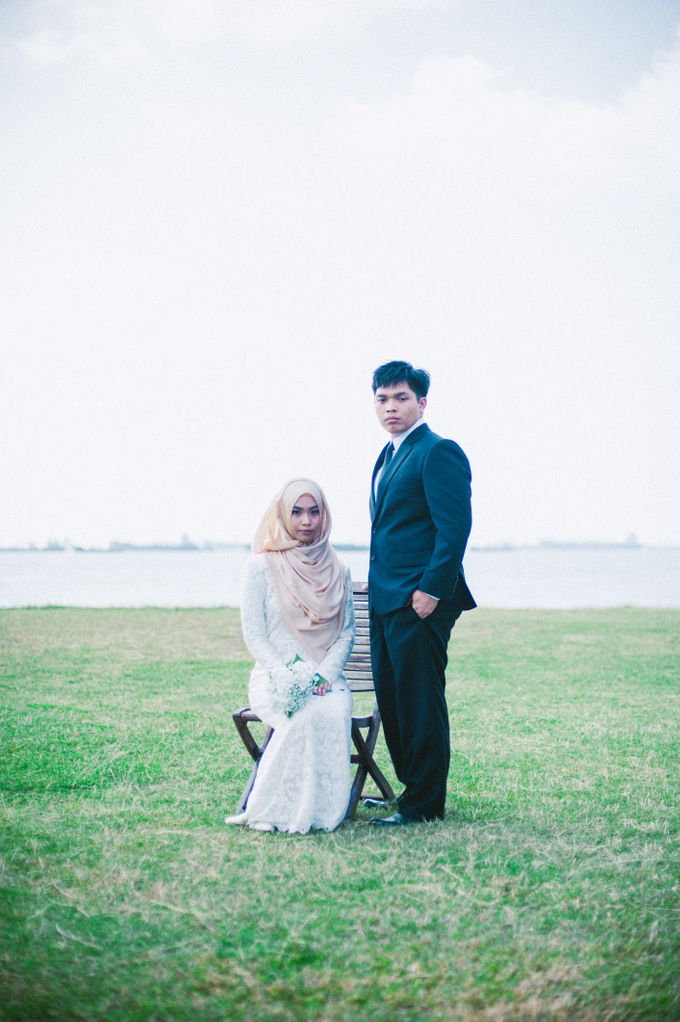 Sham & Shidah The Post Wedding by The Vanilla Project - 004