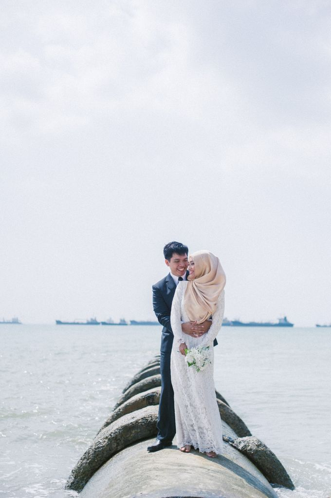 Sham & Shidah The Post Wedding by The Vanilla Project - 006