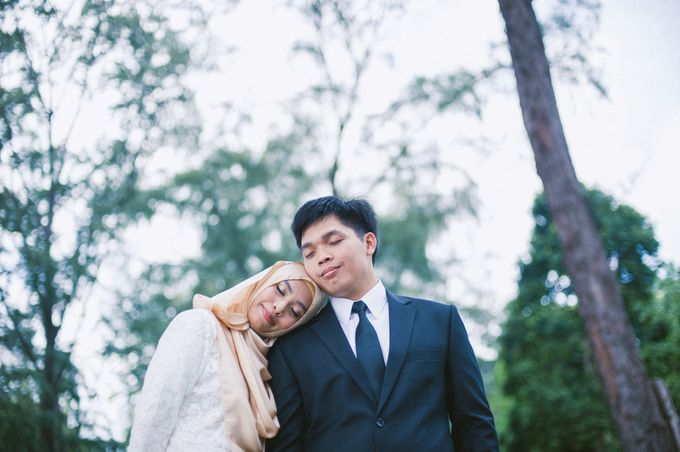 Sham & Shidah The Post Wedding by The Vanilla Project - 014