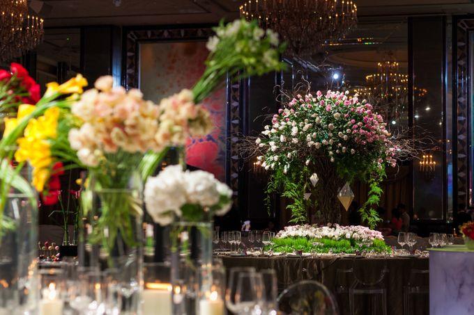 Shangri-La Wedding Show 2015 by Shangri-La Hotel Singapore - 005