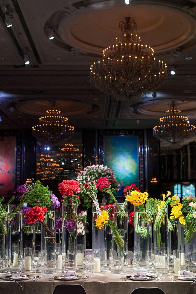Shangri-La Wedding Show 2015 by Shangri-La Hotel Singapore - 007