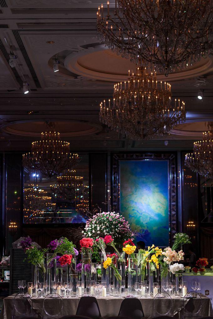 Shangri-La Wedding Show 2015 by Shangri-La Hotel Singapore - 040