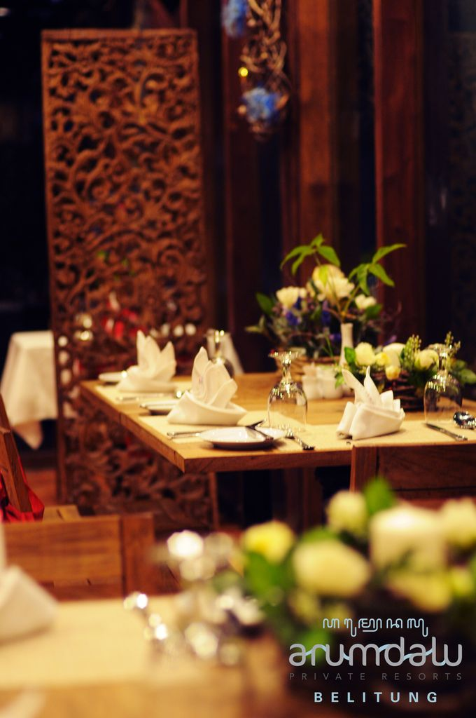 Perfect place for honeymoon and wedding by Arumdalu Private Resort - 009