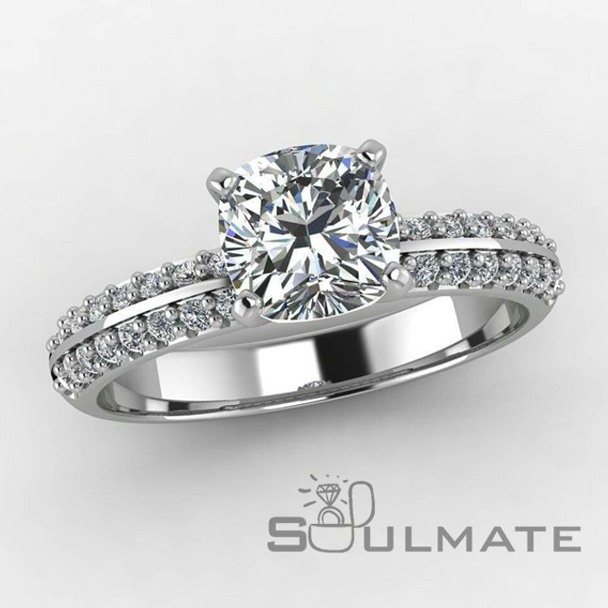 Solitaire Series by Cincin Soulmate - 002
