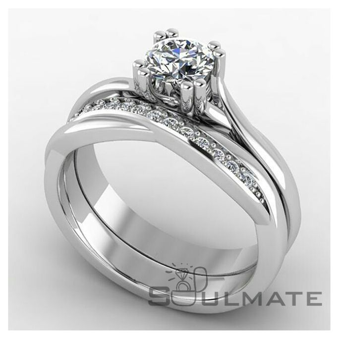 Solitaire Series by Cincin Soulmate - 007