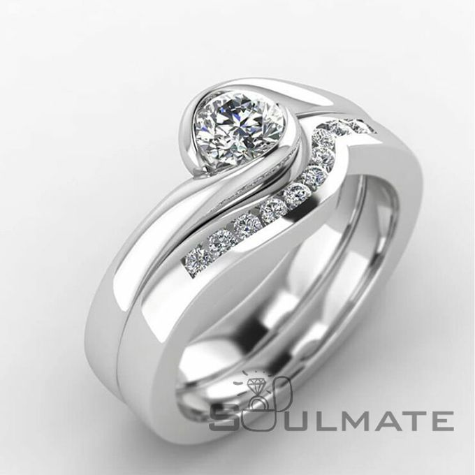 Solitaire Series by Cincin Soulmate - 009