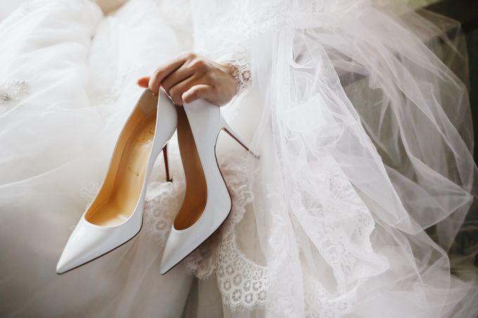 The Wedding of Susanto & Irene by Blooming Elise Flowers - 005