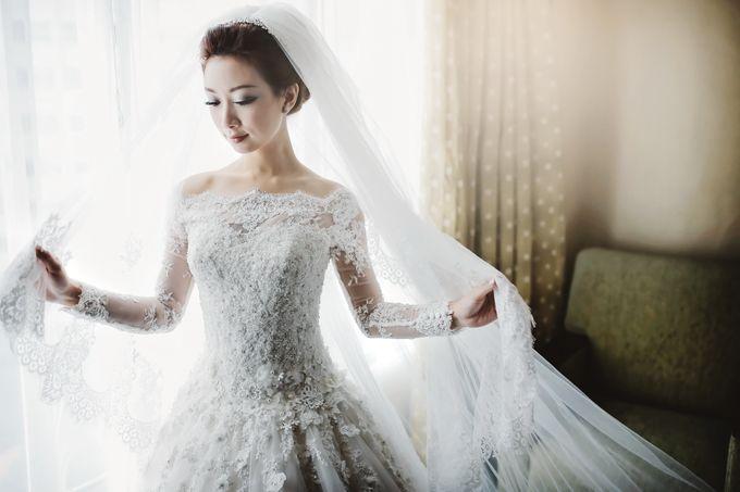 The Wedding of Susanto & Irene by Blooming Elise Flowers - 006