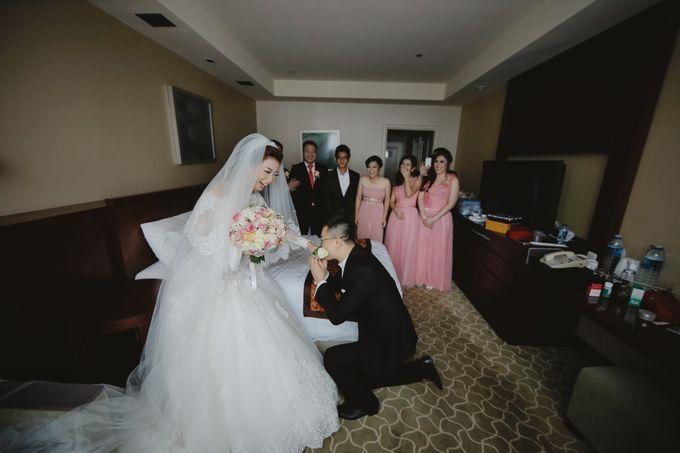 The Wedding of Susanto & Irene by Blooming Elise Flowers - 007